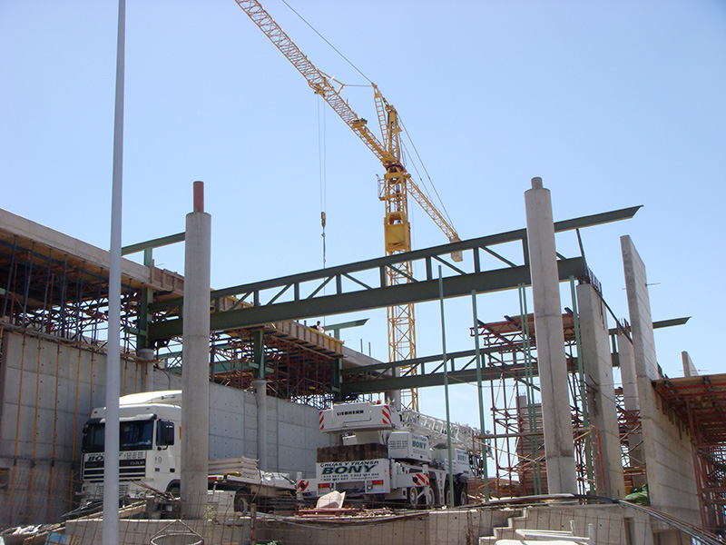 Proyectos de construcción Tenerife