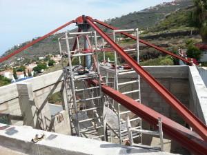 Estructuras metálicas Tenerife
