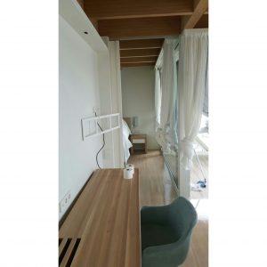 Reforma de madera Hotel Anthelia
