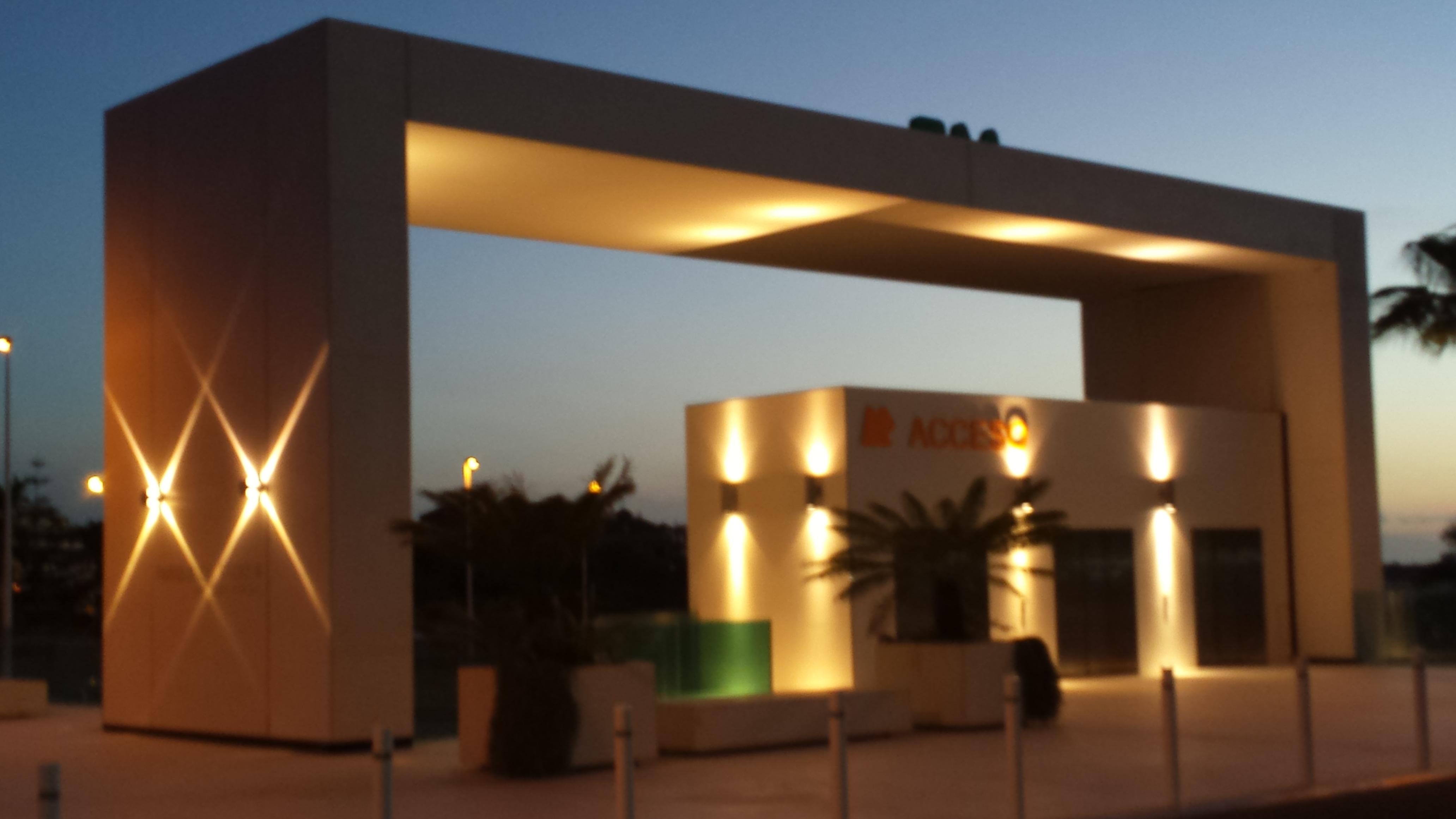 Reforma estructuras metalicas Parque Santiago