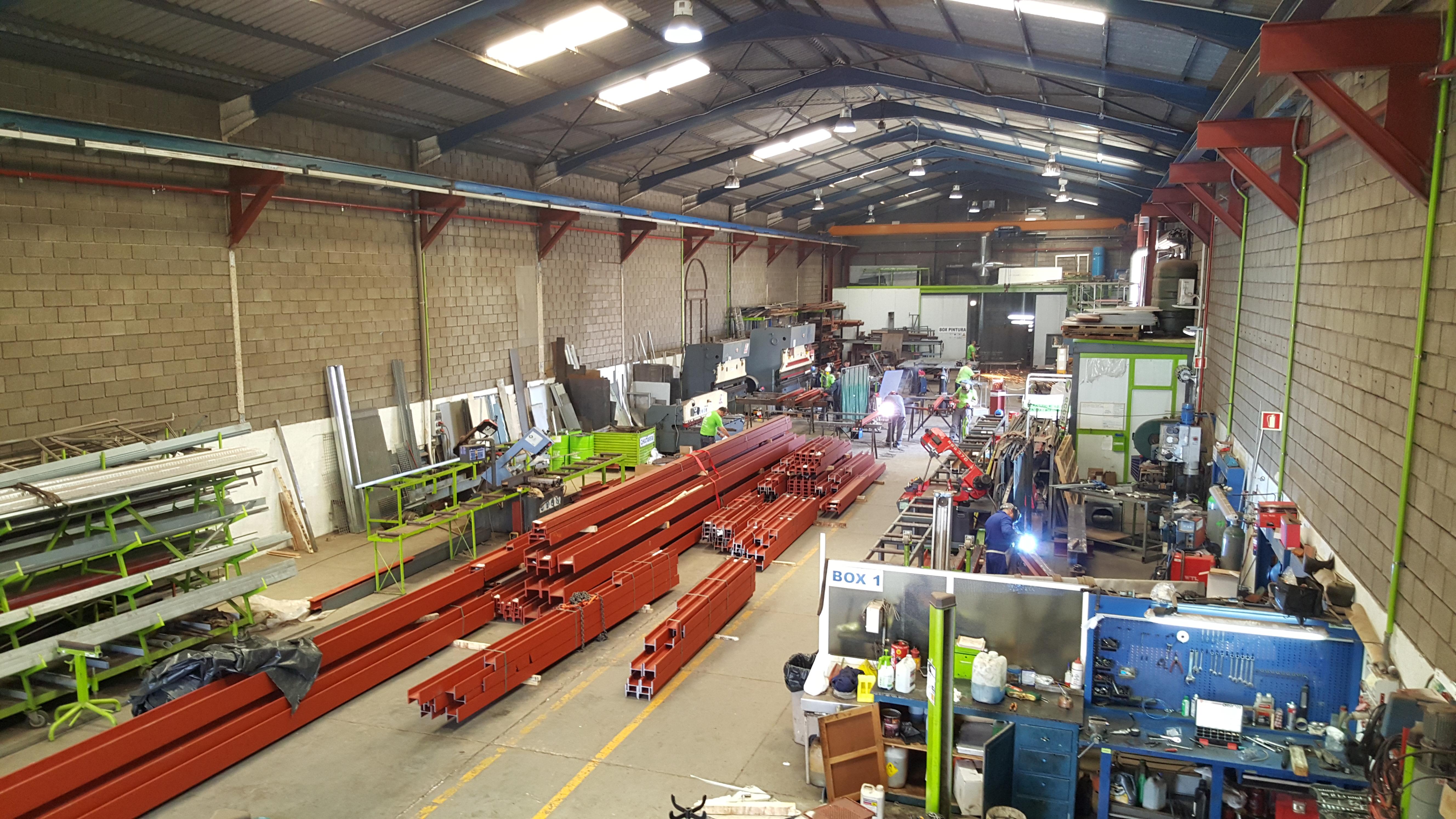 Eco Steel proyectos, estructuras, construcción.