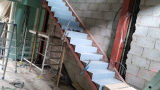 Escaleras de diseño en Tenerife
