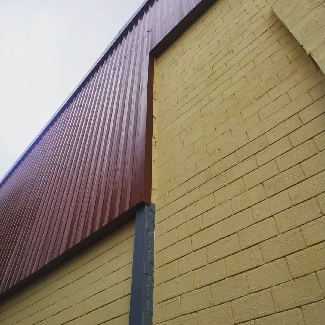 construcción fachada lutherking