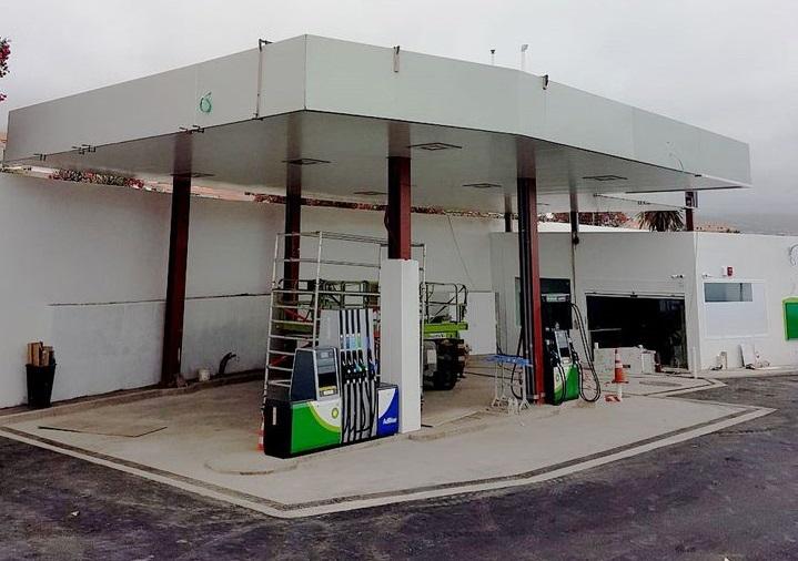 gasolineras ecosteel